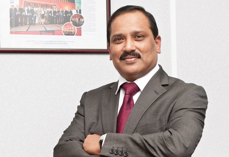 Vasanth Kumar, CEO, Arabian MEP Contracting