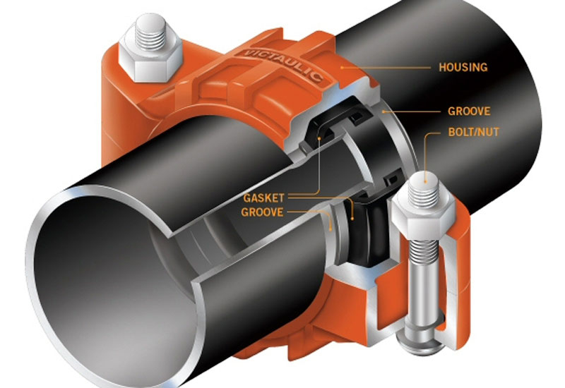 Victaulic is a global leader in mechanical pipe joining systems.