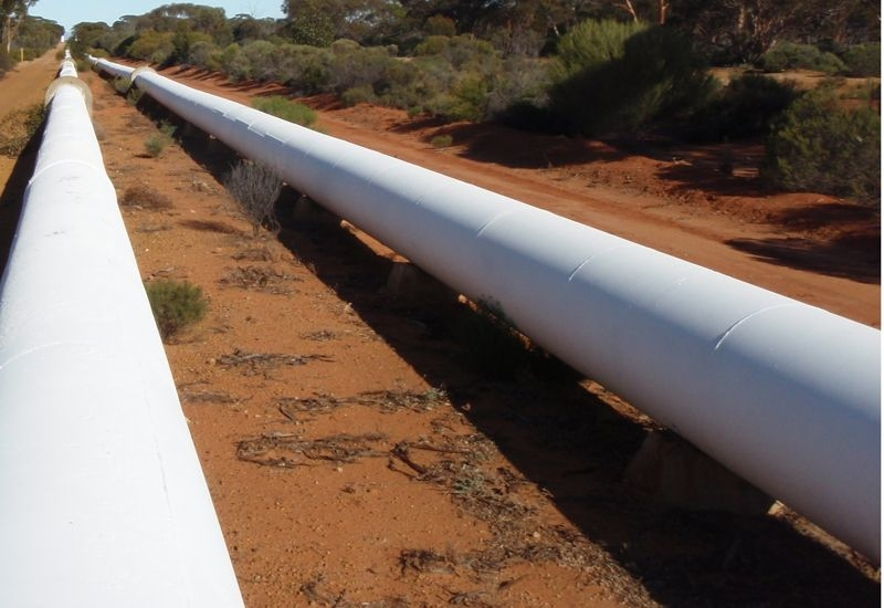 The water transmission pipeline will run from Ghubra desalinationi plant to Muscat reservoir