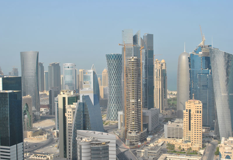 A booming local market, plus the World Cup, mean the real-estate sector in Qatar is on the rise.