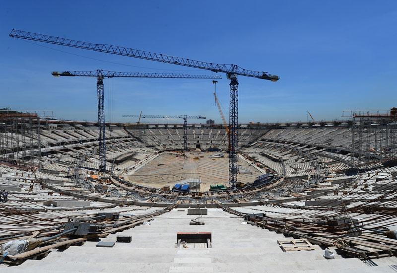 Rio de Janeiro's Estadio do Maracan? will host the 2016 World Cup Final