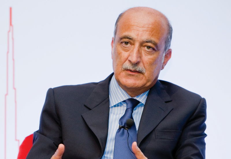 Ziad Makhzoumi: Arabtec's chief financial officer says management needs to be more dynamic.