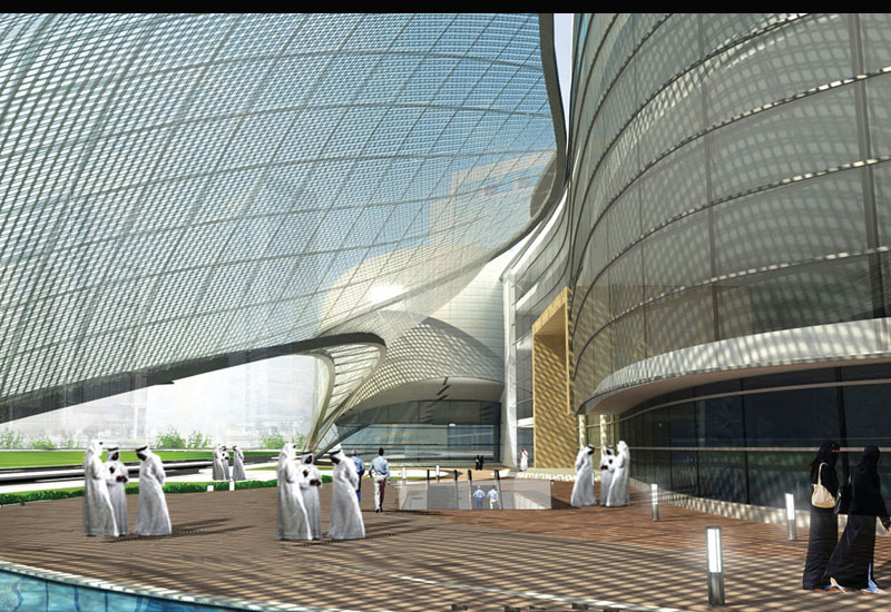 Zuhair Fayez Partnership,  Project:  ITCC, Riyadh, Saudi Arabia.
