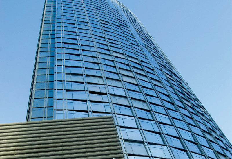 Dewan Architects and Engineers,  Project:  Media One Tower, Dubai, UAE.