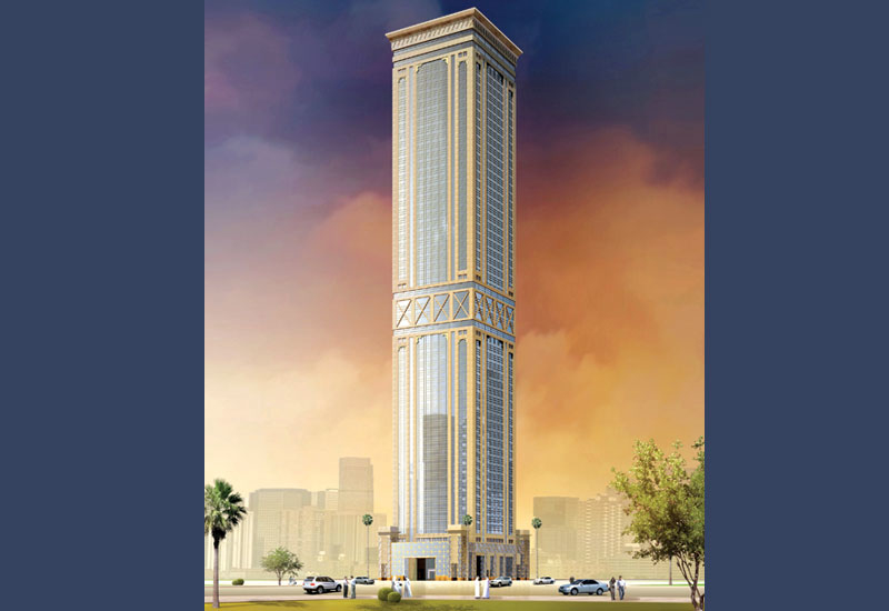 Arab Engineering Bureau (AEB), Project:  Kempinski Tower, Qatar.