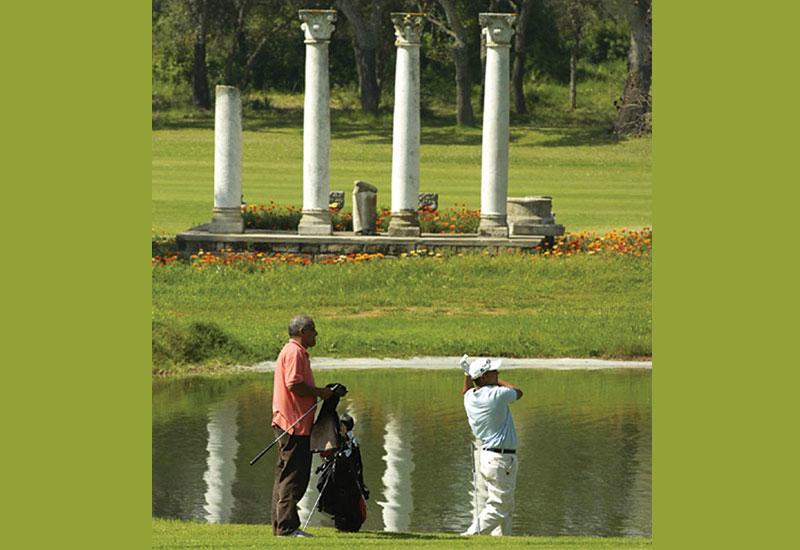 Draw Link Group, Project:  Royal Dar Es Salaam Golf Course, Tanzania.