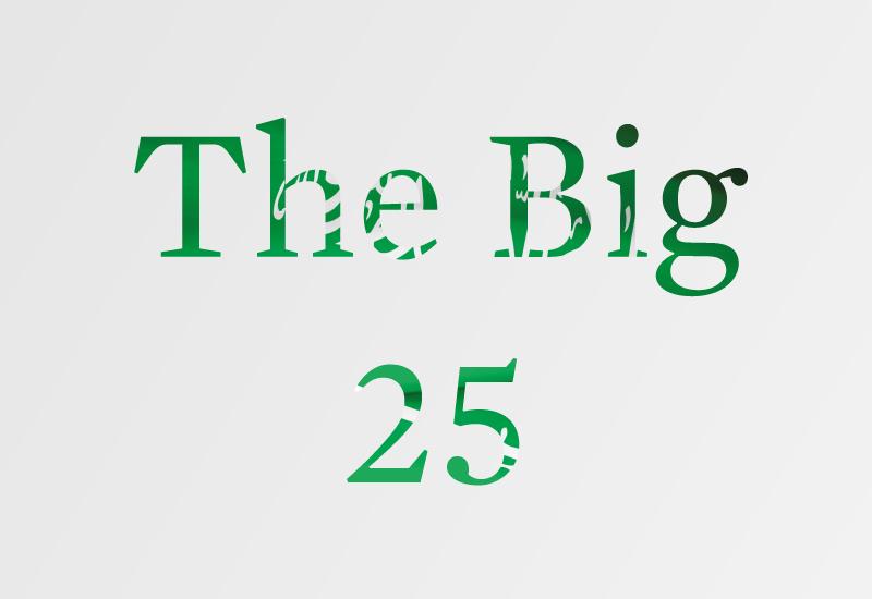 Ksa S Big 25 List Of Construction Companies Industry Events
