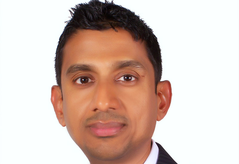 Biren Patel, the new managing director of TA Hydronics Middle East, Africa and India