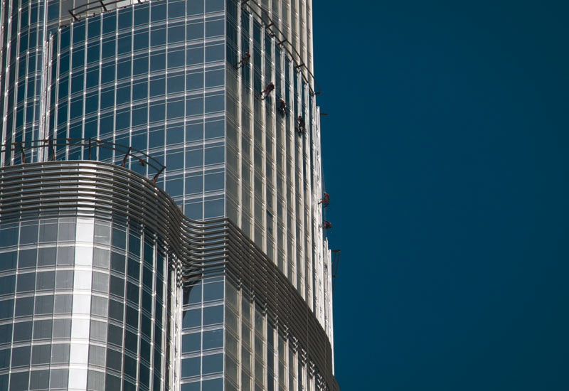 The company's most famous project is Burj Khalifa, which sees its anniversary today.