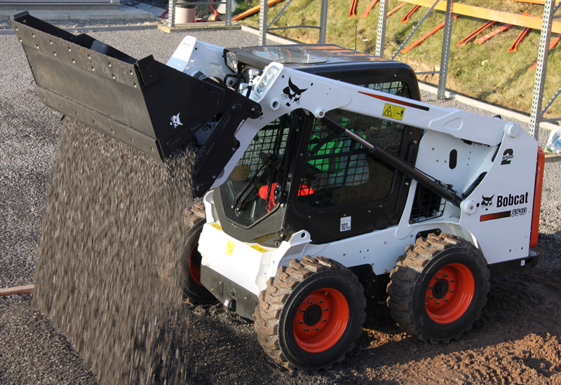 Bobcat Launches New 500 Series Compact Loaders Products And Services Construction Week Online