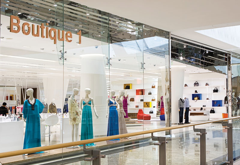 The Boutique 1 store at Mirdif City Centre.