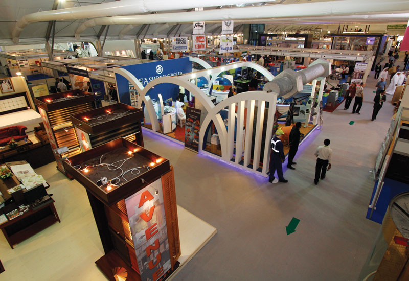 Project Qatar 2011 was ten times the size of the original exhibition in 2004.
