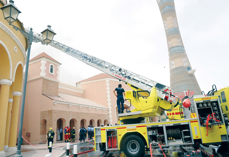 The devastating fire at the Villagio Mall in May last year claimed the lives of 19 people.