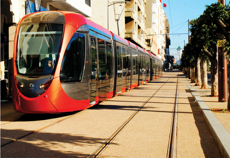 Situated in Sidi Moumen suburb on 7ha of land. It will maintain 37 coupled trams 65m-long, but in prevision of future extensions, it is equipped to re