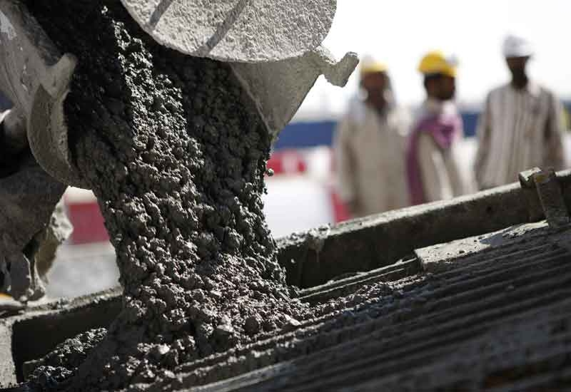 The cement industry is the second largest carbon dioxide emitting industry, producing 5% of all man-made carbon dioxide emissions.