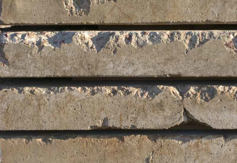 Concrete need not be replaced with the right system.
