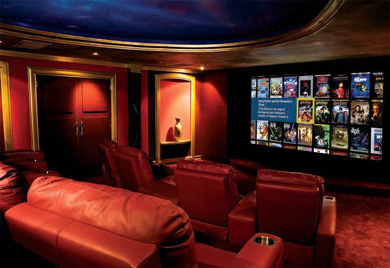 Integrated entertainment solutions from Archimedia.