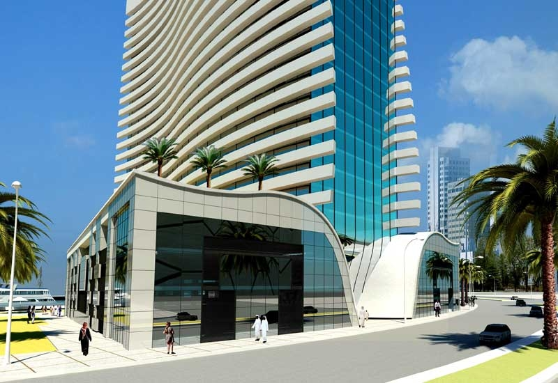 Damac is responsible for luxury residential projects such as Marina Bay in Abu Dhabi.