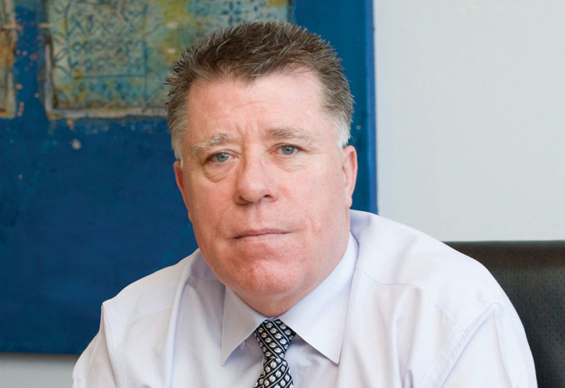 Solahart international business development manager Denis Avery