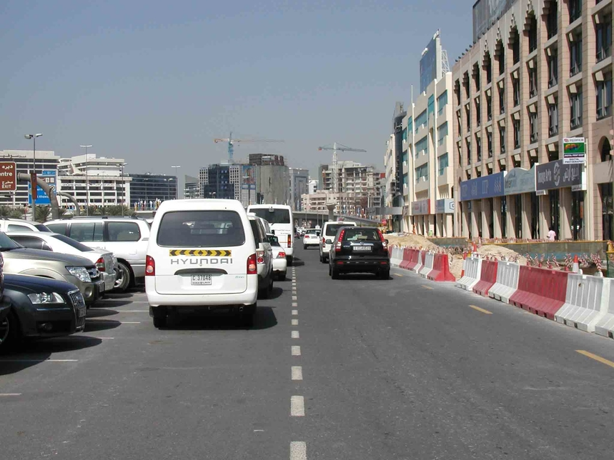 Speed limits on Dubai's roads are set for overhaul.