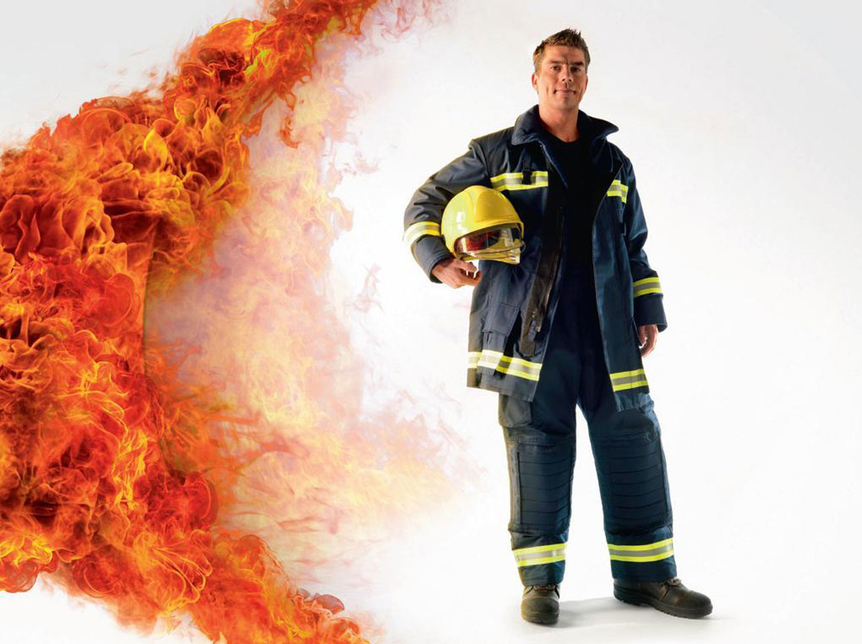 Nomex garments are designed for use by firefighters and industrial workers, and are highly resistant to UV rays and abrasion