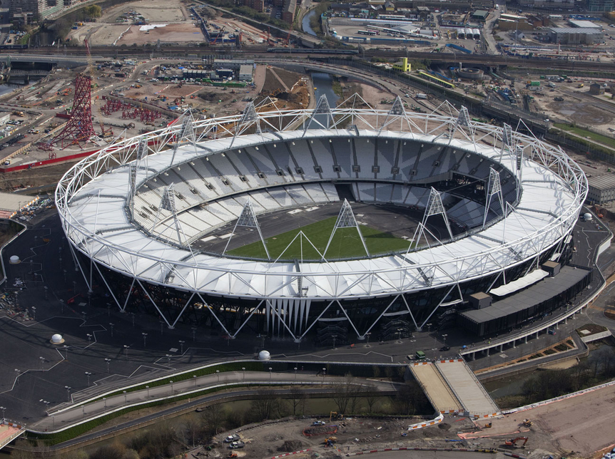 Pictures: London's Olympic venues