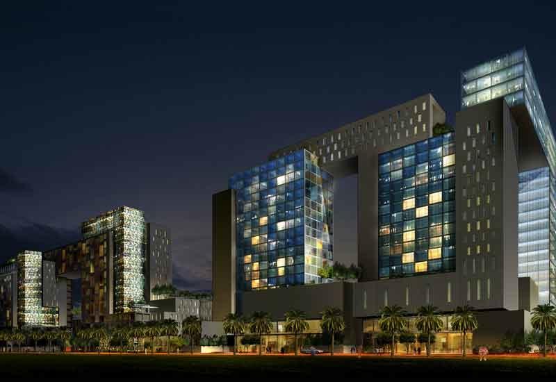 Norr's revised plans for Al Khobar Jenan City project