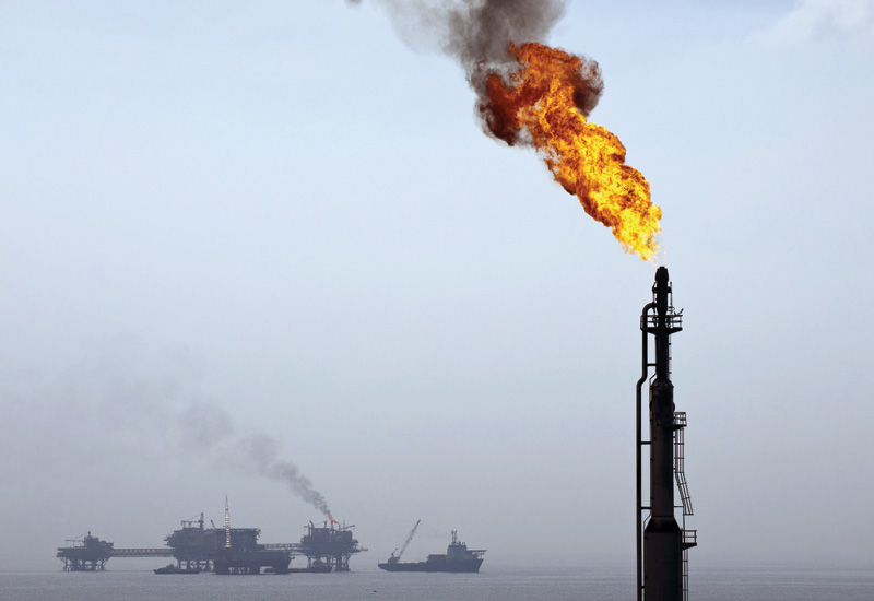 The oil industry has almost unique levels of health and safety standards.