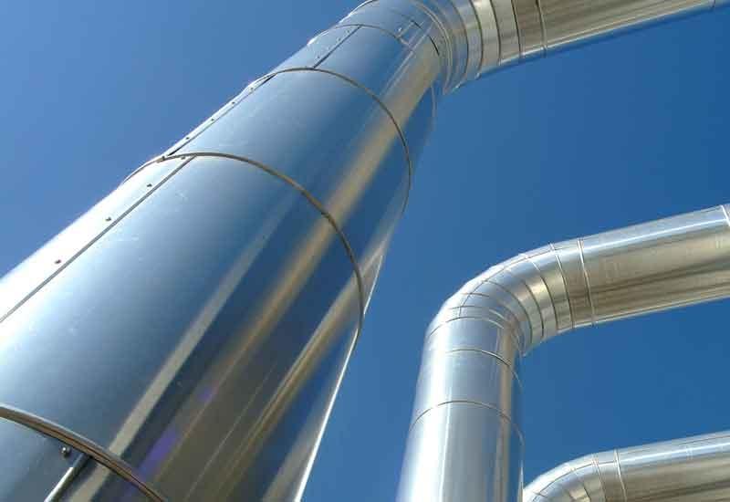 Jubail is undergoing major industrial construction.