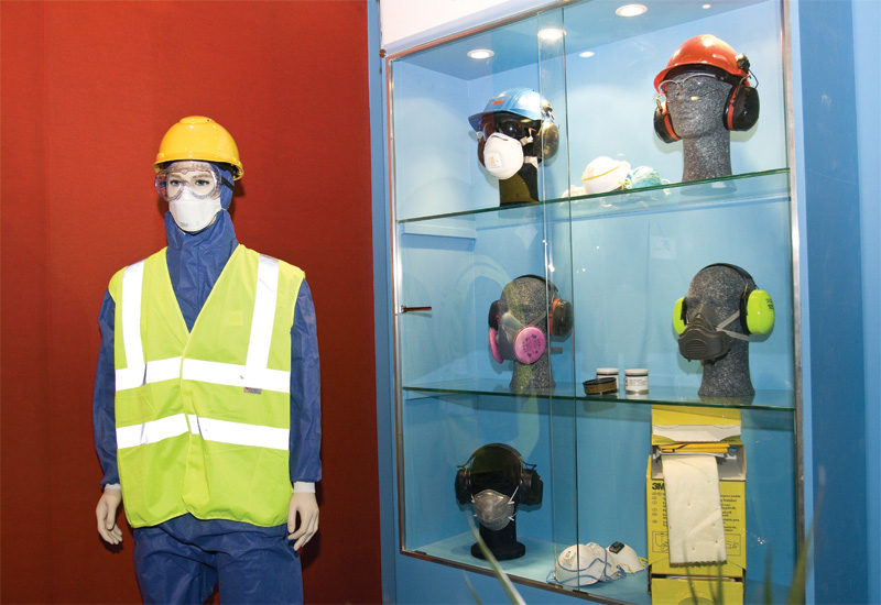 PPE is designed to protect workers from various risk and hazard levels.