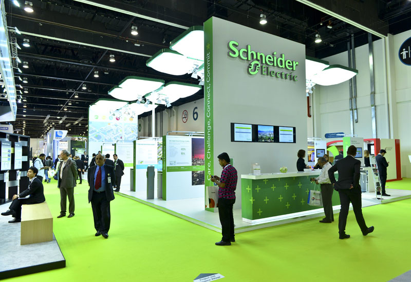 Schneider Electric strengthens presence in the Middle East.