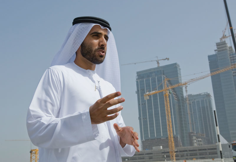Abdullah Al-Shamsi, a senior architect at Mubadala, explained the role of the master developer.