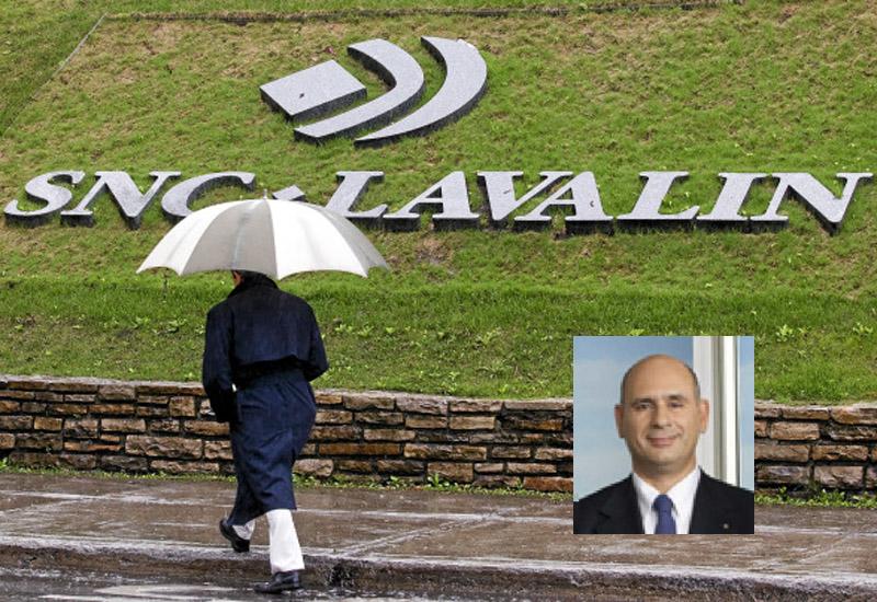 SNC-Lavalin has faced a deluge of negative publicity. Inset: Riadh Ben Aissa