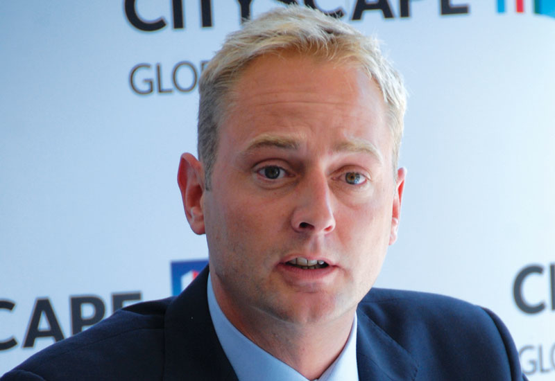 Chris Speller, group director, Cityscape.