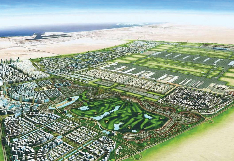 The UAE is still an expanding market, as shown by growth in Dubai Logistics City.