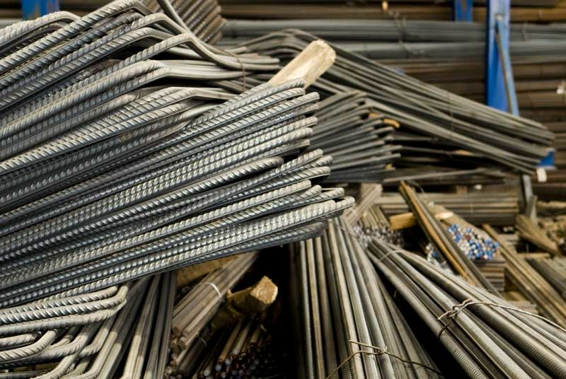 Steel product prices were boosted by a rise in raw material costs, the company noted.