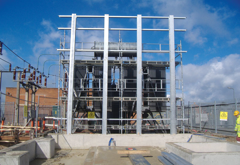 Durasteel can be used to build protective barriers around essential equipment. The barriers can be moved or altered to allow easier access if maintena
