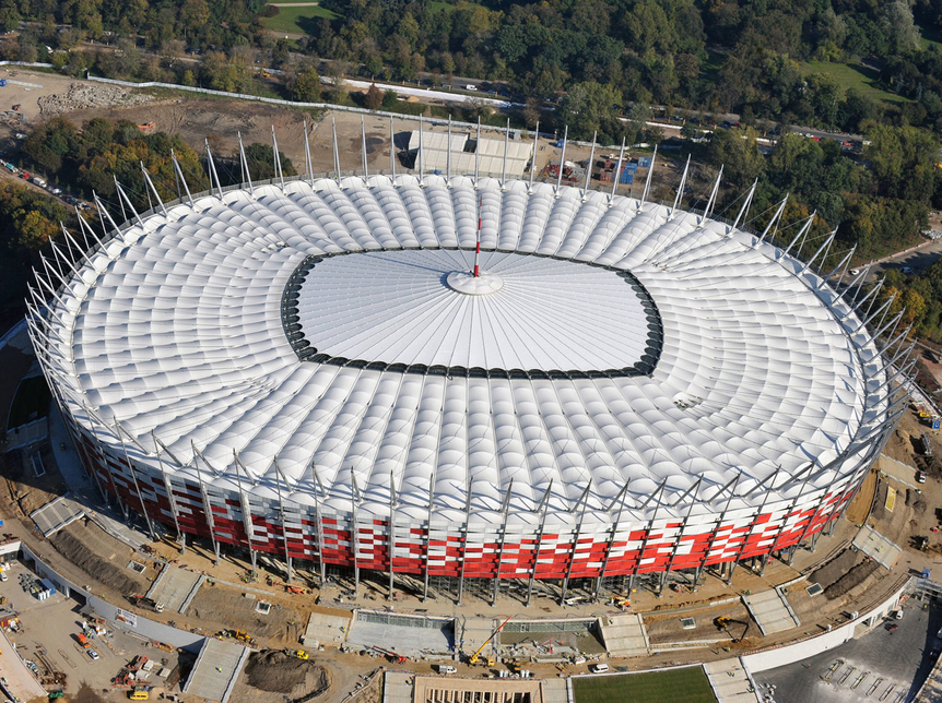 Pictures: Euro 2012 stadiums