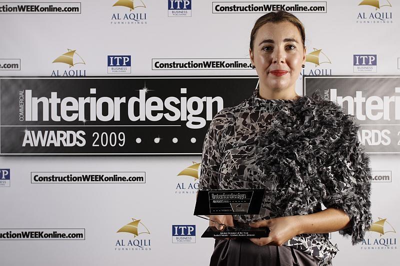 Isabel Pintado, interior designer of the year