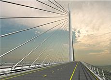 Cause for celebration: the Diar-Vinci Consortium have an MOU for the Bahrain-Qatar Causeway.