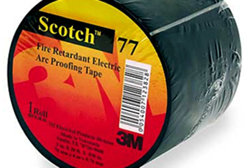 An example of 3M electrical tape.