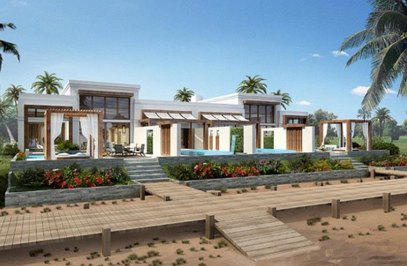 The Park Hyatt on Saadiyat Island is expected to open Q1 2011