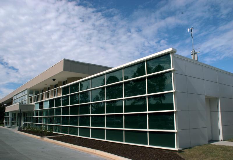 The ASHRAE headquarters in Atlanta, Georgia in the US