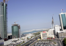 DEVELOPMENT STRATEGY: Bahrain has unveiled a plan to turn the kingdom into an economic powerhouse. (Getty Images)