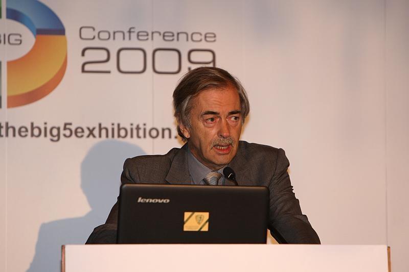 managing director of DMG World Media