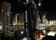 DUBAI MARINA: The area will boast more than 200 highrise buildings.
