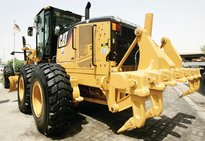 Caterpillar is one of the most recognisable brands in the world.