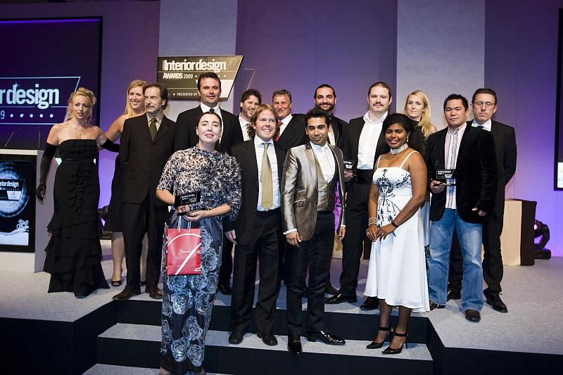 The winners of the CID Awards 2009