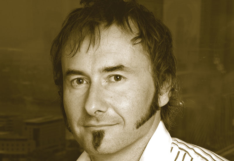 Tony Archibold, associate director, RMJM