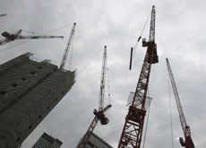 Dubai construction stocks have lagged during Cityscape